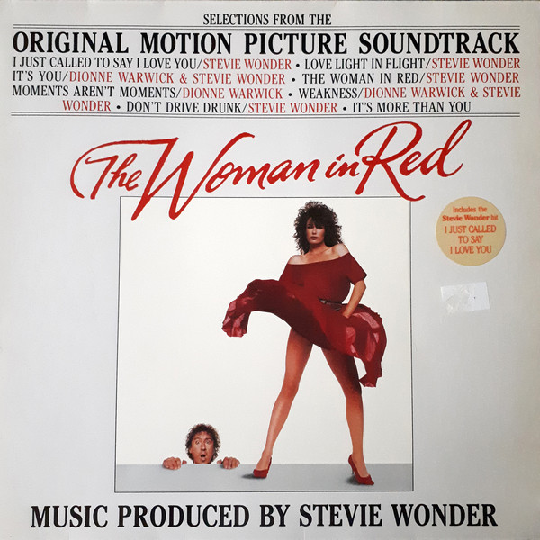 Various - The Woman In Red - Original Motion Picture Soundtrack (LP, Album, Gat)