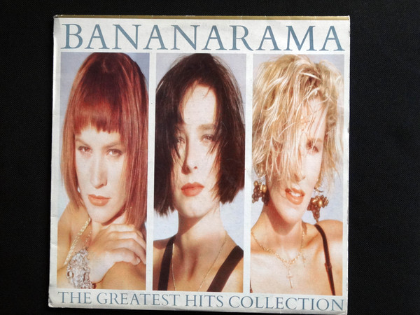 Bananarama - The Greatest Hits Collection (LP, Comp)