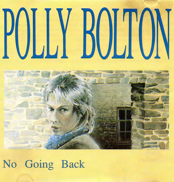 Polly Bolton - No Going Back (LP, Album)