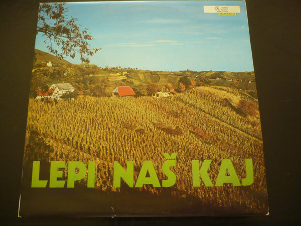 Various - Lepi Naš Kaj (LP, Comp, RE)