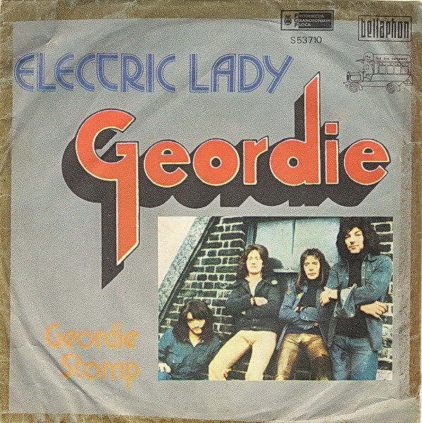 Geordie - Electric Lady (7