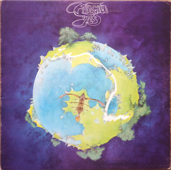 Yes - Fragile (LP, Album, RP)