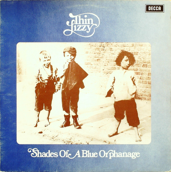 Thin Lizzy - Shades Of A Blue Orphanage (LP, Album, Gat)
