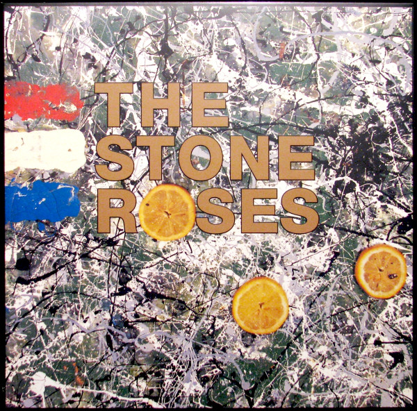 The Stone Roses - The Stone Roses (LP, Album, RE, RP, 180)
