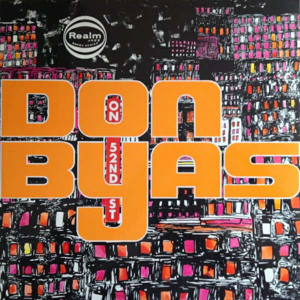 Don Byas - On 52nd Street (LP, Comp, Mono)