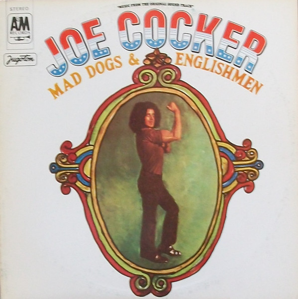 Joe Cocker - Mad Dogs & Englishmen (2xLP, Album, RE)