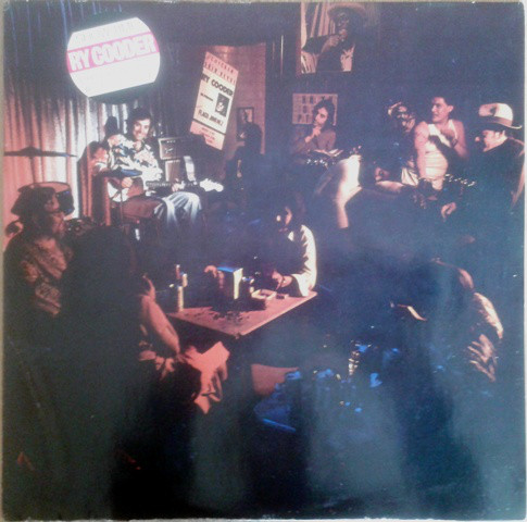 Ry Cooder - Show Time (LP, Album)