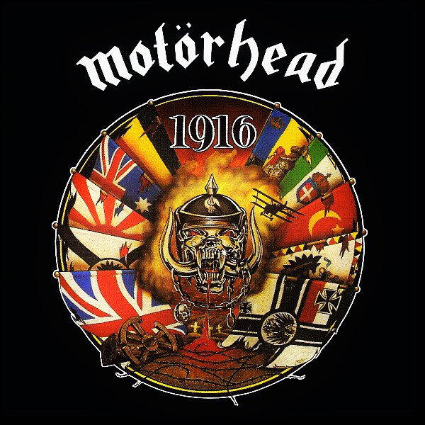 Motörhead - 1916 (CD, Album)
