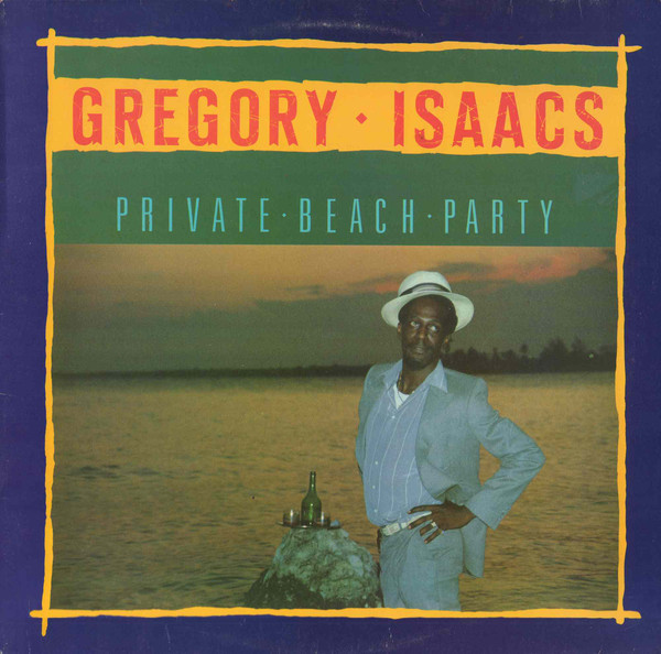 Gregory Isaacs - Private Beach Party (LP, Album)