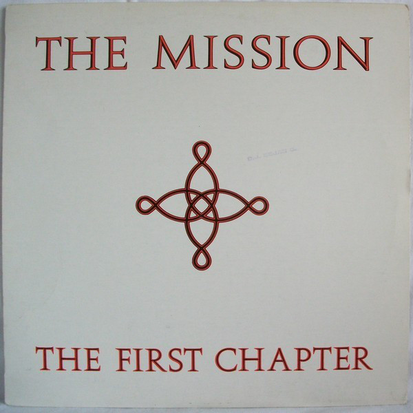 The Mission - The First Chapter (LP, Album, Comp)