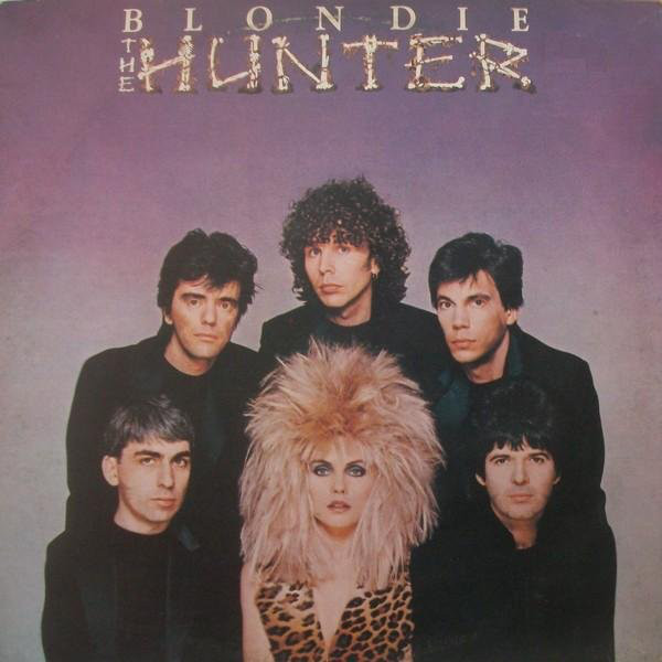 Blondie - The Hunter (LP, Album)