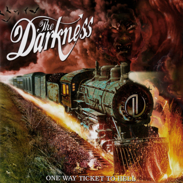 The Darkness - One Way Ticket To Hell ...And Back (CD, Album)