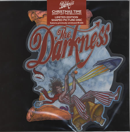 The Darkness - Christmas Time (Don't Let The Bells End) (7