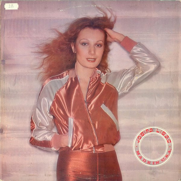 Josipa Lisac - Made In U.S.A. (LP, Album)