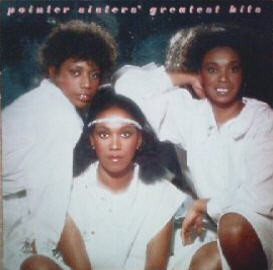 Pointer Sisters - Pointer Sisters' Greatest Hits (LP, Comp)