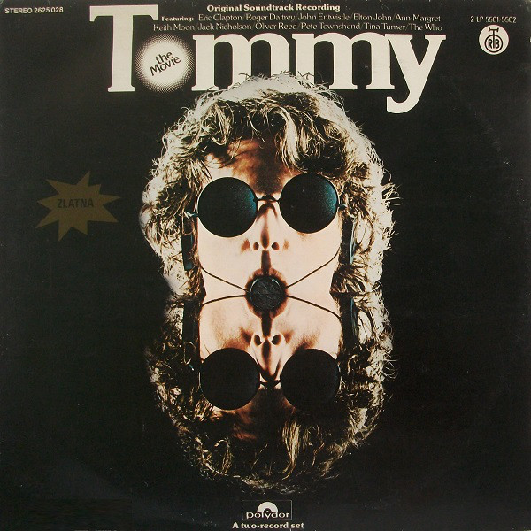Various - Tommy (Original Soundtrack Recording) (2xLP, Album, RP, Gat)
