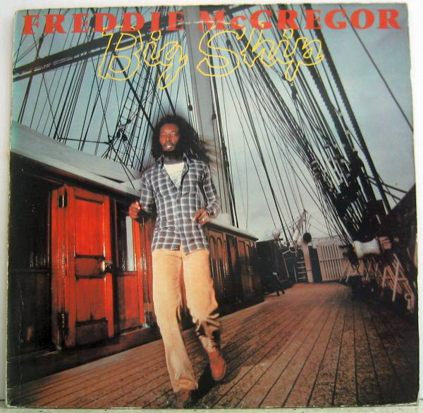 Freddie McGregor - Big Ship (LP, Album)