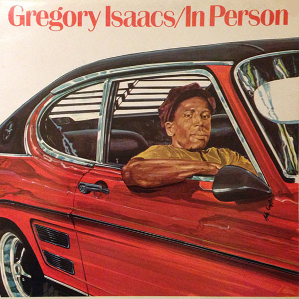 Gregory Isaacs - In Person (LP, Album)