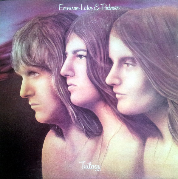 Emerson, Lake & Palmer - Trilogy (LP, Album, Gat)