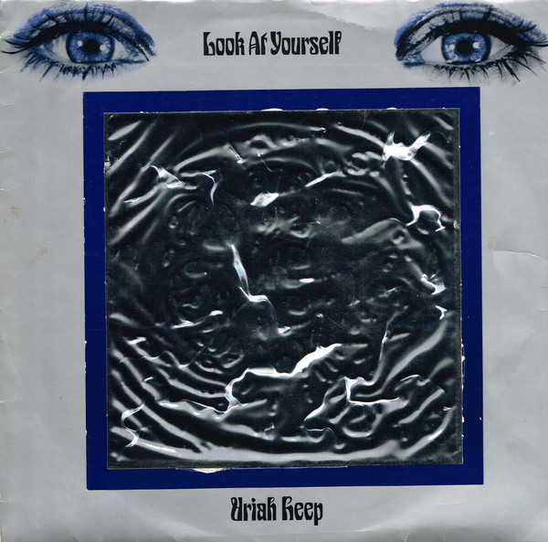 Uriah Heep - Look At Yourself (LP, Album, RE)