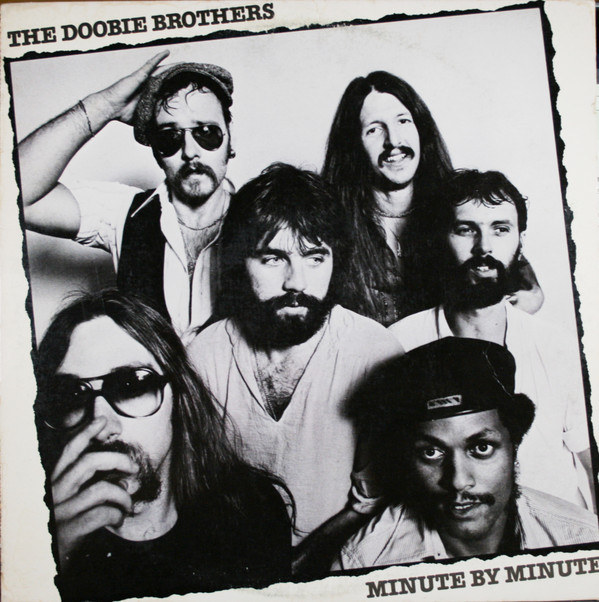 The Doobie Brothers - Minute By Minute (LP, Album, Jac)