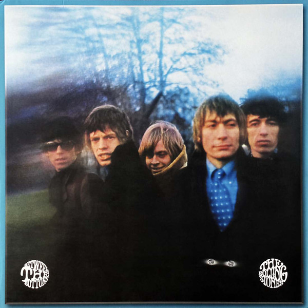 The Rolling Stones - Between The Buttons (LP, Album, RE, RM)