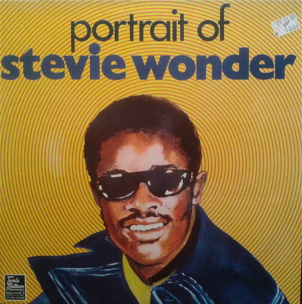 Stevie Wonder - Portrait Of Stevie Wonder (LP, Comp)