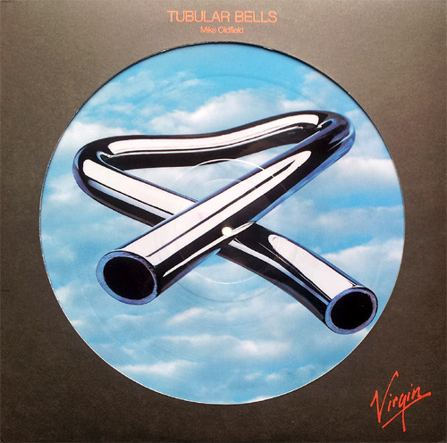 Mike Oldfield - Tubular Bells (LP, Album, Pic, RE)