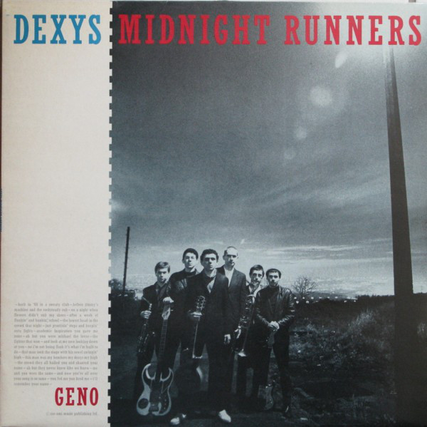 Dexys Midnight Runners - Geno (LP, Comp)