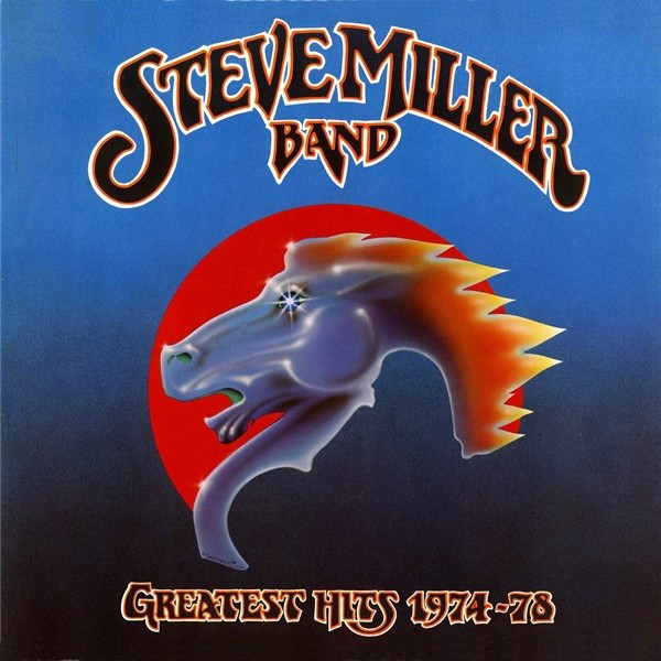 Steve Miller Band - Greatest Hits 1974-78 (LP, Comp)