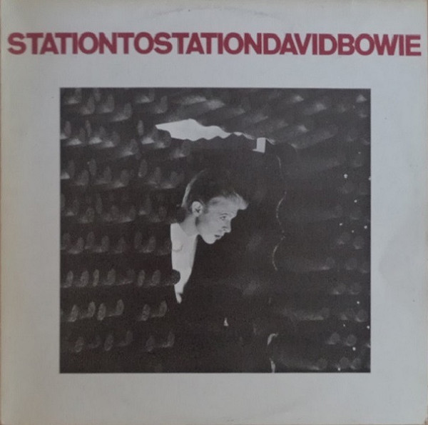 David Bowie - Station To Station (LP, Album)