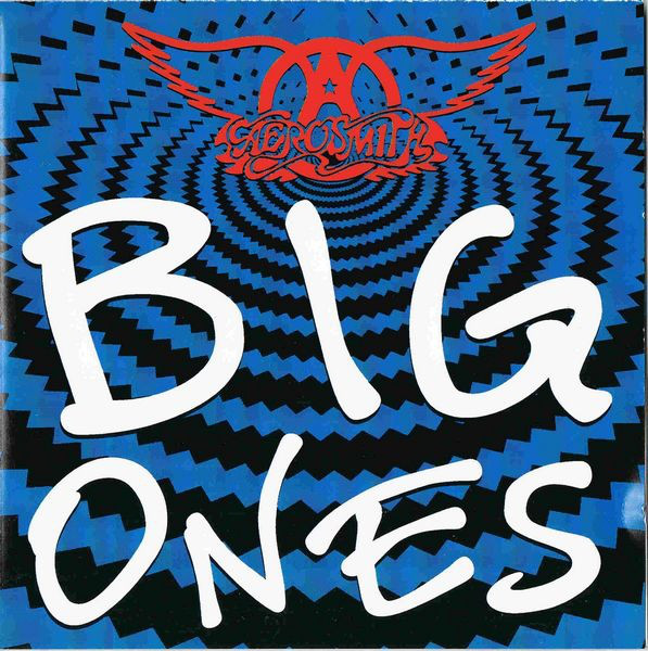 Aerosmith - Big Ones (CD, Comp, RM, RP)