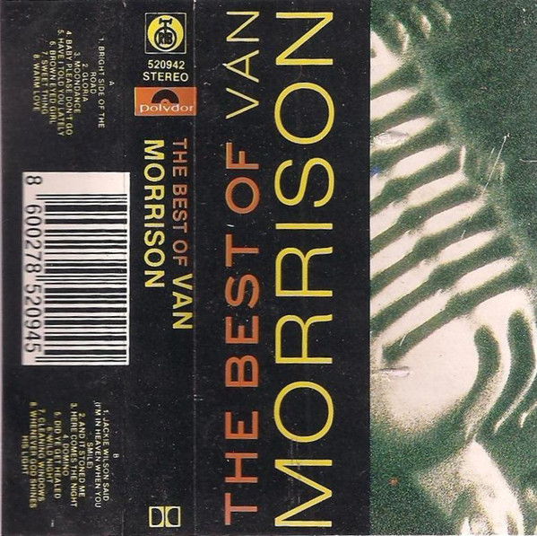 Van Morrison - The Best Of Van Morrison (Cass, Comp)