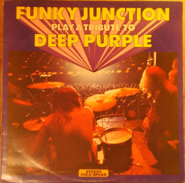 Funky Junction (2) - Play A Tribute To Deep Purple (LP, Album)