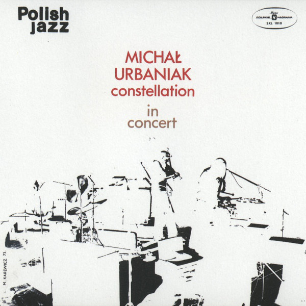 Michał Urbaniak Constellation - In Concert (LP, Album)
