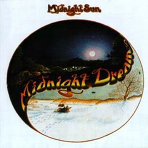 Midnight Sun (4) - Midnight Dream (LP, Album, RE)