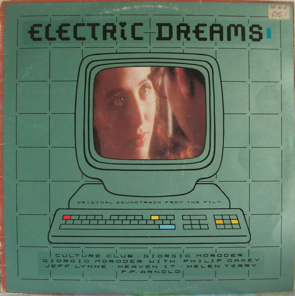 Various - Electric Dreams (Original Soundtrack From The Film) (LP, Album, Sou)