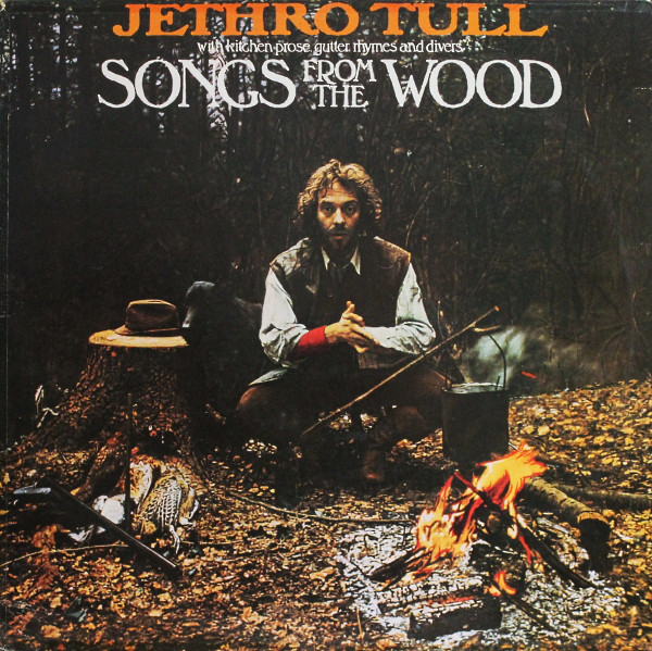 Jethro Tull - Songs From The Wood (LP, Album)