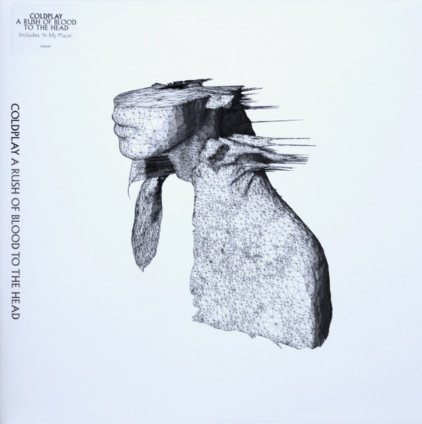 Coldplay - A Rush Of Blood To The Head (LP, Album,  )