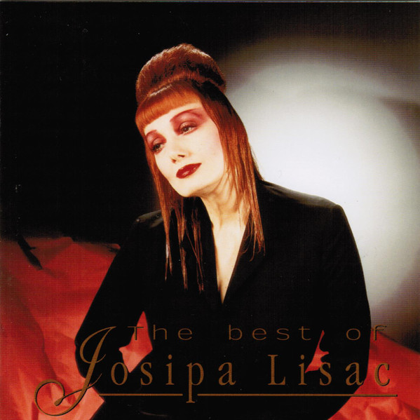 Josipa Lisac - The Best Of (CD, Comp)