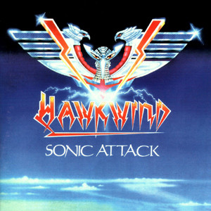 Hawkwind - Sonic Attack (LP, Album)