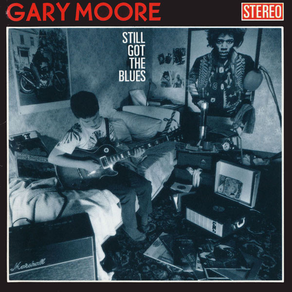 Gary Moore - Still Got The Blues (CD, Album)