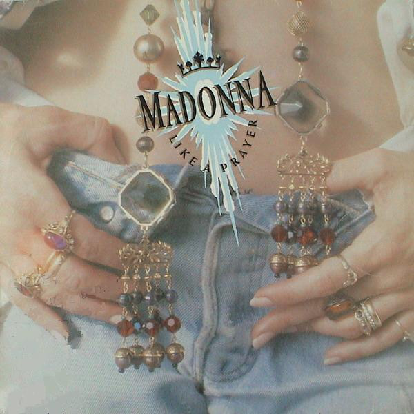 Madonna - Like A Prayer (LP, Album)