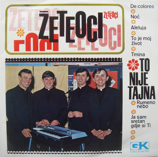 Žeteoci - To Nije Tajna (LP, Album, RE)