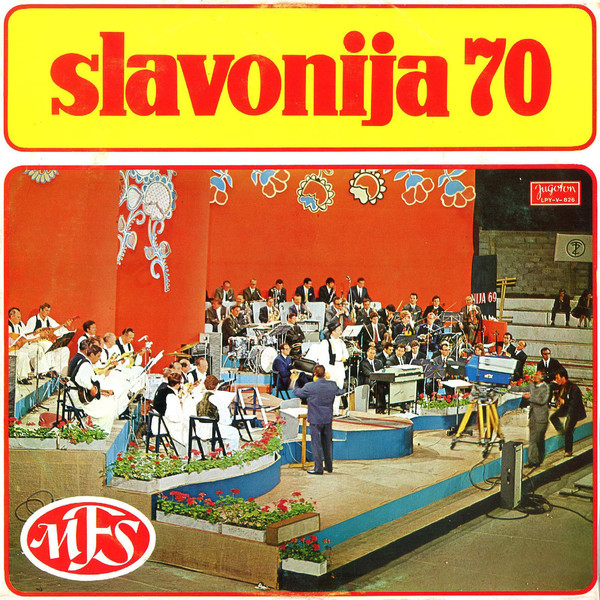 Various - Slavonija 70 (LP, Comp)