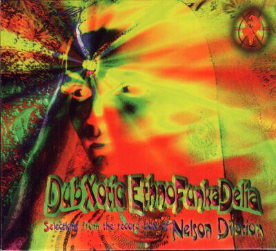 Various - Dubxotic EthnoFunkaDelia (CD, Comp, Dig)