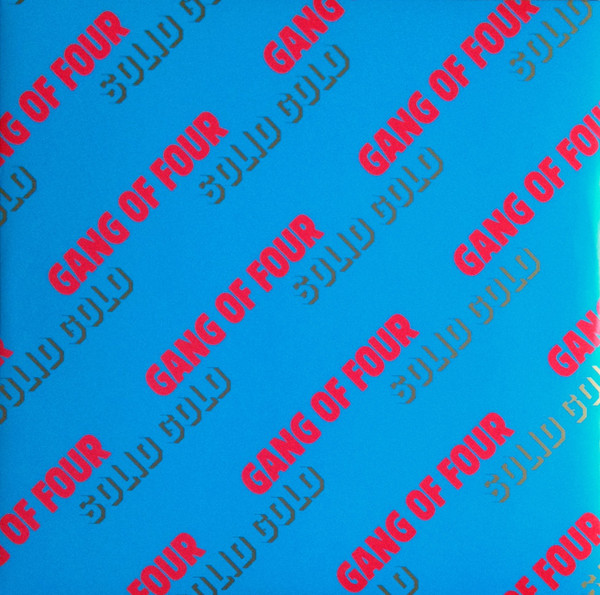 Gang Of Four - Solid Gold (LP, Album, RE, 180)