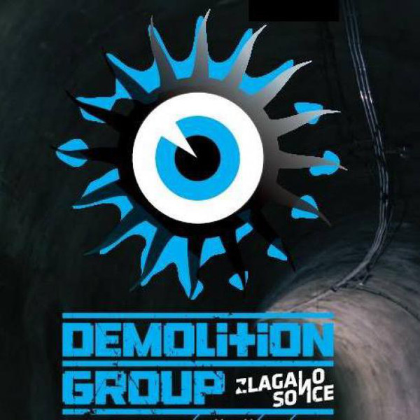 Demolition Group - Zlagano sonce (CD)