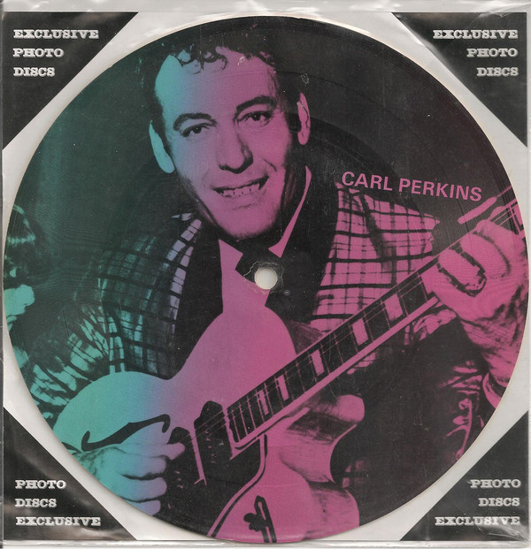 Carl Perkins - Blue Suede Shoes (7
