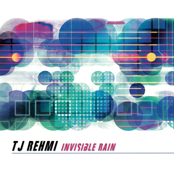 TJ Rehmi - Invisible Rain (CD, Album)